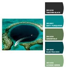 sherwin williams blue paint color nifty turquoise sw 6941