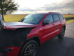 jeep grand cherokee trailhawk 2017 jeep grand cherokee trailhawk mobile dent removal sherman