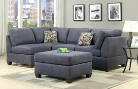 Suede Sectional Sofas Articles With Microfiber Sectional Couches For Sale Tag Suade