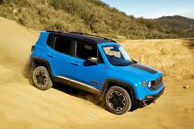 jeep renegade sierra blue 2015 jeep renegade first drive autotrader ca