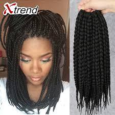 online shop 12inch 12roots box braids hair crochet braids hair