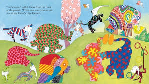 Patchwork Elephant Book - nonfiction and fiction books and digital content for children