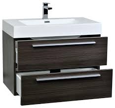 Bamboo Bath Vanity Cabinet Vanities Small Bathroom Vanity Wall Mount Floating Bathroom