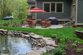 water features vermont landscaping design installation
