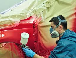 what are the best tips for touching up car paint