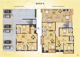block h elevation u0026 floor plan shivani homes