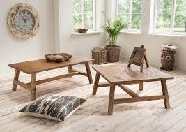 Wohnzimmertisch Unikat Wohnzimmertisch Holz Massiv Möbel Online Kaufen More2home
