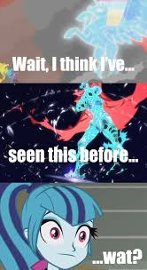 Gurren Lagann Memes - something i noticed while watching rainbow rocks some spoilers
