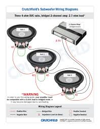 new 4 ohm dual voice coil subwoofer wiring diagram 77 for meyer snow