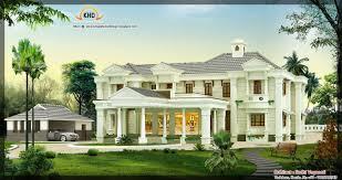 Gallery of Luxury Villa Plans Designs