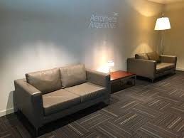 review aerolineas argentinas lounge buenos aires eze live and