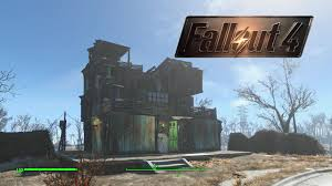 fallout 4 building ideas my three story home youtube