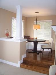Kitchen Living Room Divider Ideas Partial Wall Between Kitchen And Living Room Design Ideas