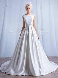 robe de mari e satin nouvelle collection 2016 robe mariage simple élégante en satin