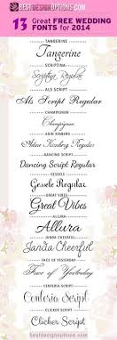 free fonts for wedding invitations wedding fonts 12 free fonts for personal use fonts