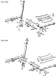 stoddard porsche 911 parts porsche 911 front suspension components arms bushings