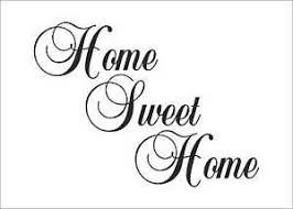 home sweet home decorations home sweet home quotes decal sticker vinyl wall art home decoration