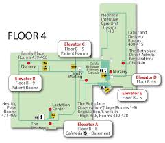 Floor Plans For Daycare Centers Baptist Campus And Floor Plan Maps Palmetto Health