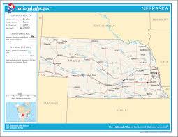 Lincoln Ne Map File Map Of Nebraska Na Png Wikimedia Commons