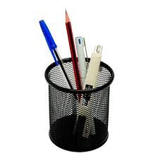 cool pen holders pen holder metal black first page stationery