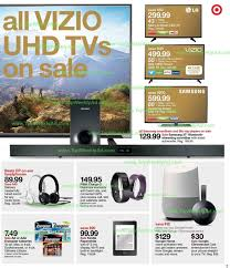 target black friday vizio target weekly ad preview 3 5 17 3 11 17
