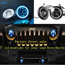 jeep wrangler blue headlights compare prices on halo lights shopping buy low price