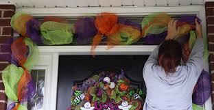 deco mesh garland u2013 country craft corner