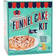 fun pack foods funnel cake kit 11 6 oz walmart com
