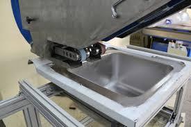 Kitchen Sink Welding Machine Automatic Sink Polishing Machine - Kitchen sink manufacturers
