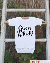 baby thanksgiving clothes pregnancy announcement guess what for new baby