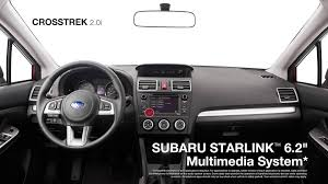 subaru crosstrek 2016 2016 subaru crosstrek 2 0i limited live auto hd