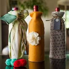 wine bottle wraps 50 best wine bottle covers images on wine bottles