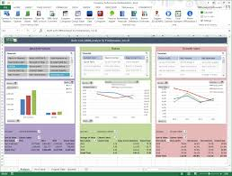 Excel Template For Financial Analysis Analysis Template 15 Financial Statement Templates For