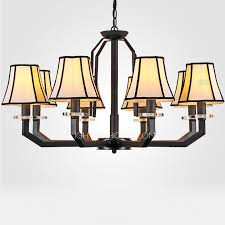Chandeliers Ls Large Rustic Chandeliers 8 Light Black Wrought Iron
