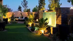 Custom Landscape Lighting by Outdoor Living Chip N Dale U0027s Custom Landscaping