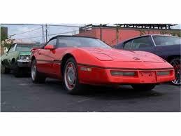 1984 chevrolet corvette for sale 1984 chevrolet corvette for sale classiccars com cc 731357