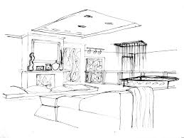 home design sketch free collection 3d room drawing photos free home designs photos