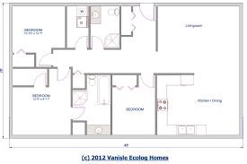 open concept bungalow house plans house plan one level floor plans 3 bed floor plan 1344 sqft 28 x48