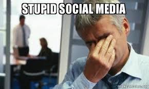 Memes Social Media - stupid social media male first world problems make a meme