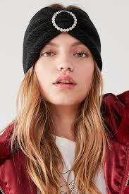 knit headband rhinestone knit headband outfitters