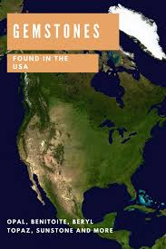 Production Map Gem Quality Mining Countries List Of Gemstones Found In The Usa List Gem Rock Auctions
