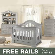 Convertible Crib Nursery Sets Baby Appleseed 4 Nursery Set Davenport 3 In 1 Convertible