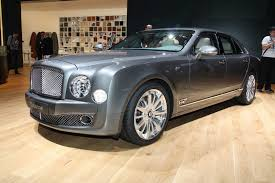 bentley mulsanne blacked out 2012 bentley mulsanne mulliner driving specification review top
