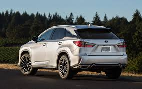 lexus rx for sale montreal the 2016 lexus rx 350 f sport gets the full size spindle grille