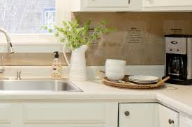 easy backsplash ideas for kitchen 7 budget backsplash projects diy