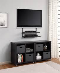 tv mount with shelf home design