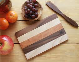 cutting board plates multiwood cutting plates set of 4 manchester woodcraft