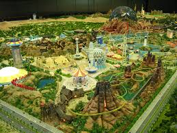 Nyc To Six Flags Mass Transit Magic Nyc Wdw Where Would You Build A New Disney