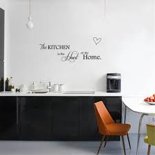 the kitchen is the heart of the home wall sticker home design the kitchen is the heart of the home wall sticker home design ideas nice