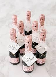 wine wedding favors best 25 wine wedding favors ideas on mini chagne